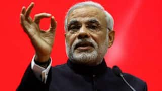 Govenment constructing 5 lakh farming pools: Narendra Modi