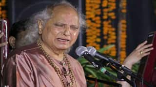 Pandit Jasraj to perform in Kozhikode on January 15