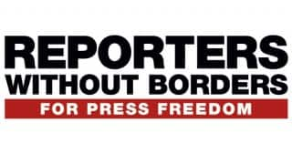 Rights watchdog Reporters Without Borders slams killing of journalists in Mexico