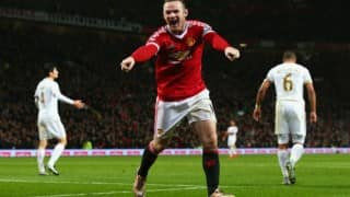 Wayne Rooney's scores magnificent backheel to lead Manchester United to victory - Watch Video