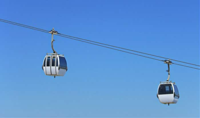 ropeway project in Goa