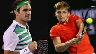 Roger Federer vs David Goffin, Australian Open 2016: Get Free Live Streaming & Tennis Match Telecast on Sony ESPN & Six
