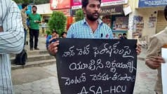 Dalit Student Suicide: Academics pen open letter to Vice-Chancellor of University of Hyderabad
