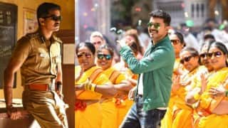 Pongal 2016: Vijay starrer Theri movie stills released on the special occasion!
