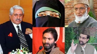 PoK President invites Kashmir separatists for anti-India conference in Islamabad; Asiya Andrabi confirms visit