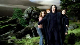 Alan Rickman might have passed away but we'll have Snape. Always.
