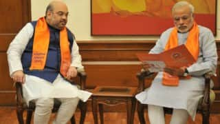 Amit Shah likely to begin second term as BJP president; major cabinet reshuffle expected