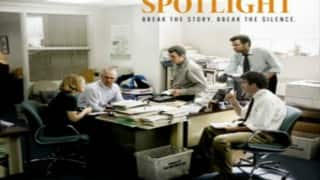 'Spotlight' wins best film at Critics' Choice Awards