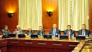 Syrian Opposition threatens withdrawal from peace talks in Switzerland