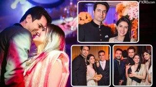 Asin & Rahul Sharma's lavish, star-studded wedding reception in Mumbai