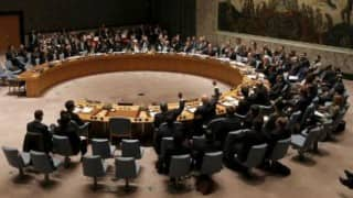 United Nations unanimously condemns four North Korean ballistic missile launches