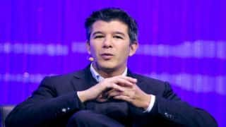Uber cofounder and CEO Travis Kalanick resigns