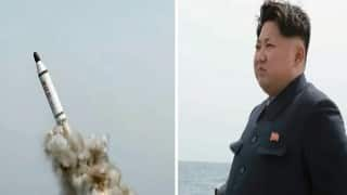 North Korea submarine missile test a 'catastrophic failure': analysts