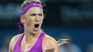 Victoria Azarenka clinches Brisbane Open title, wins first since 2013