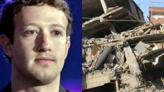North East India Earthquake: Mark Zuckerberg activates Facebook 'Safety Check' for Manipur and other affected states