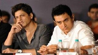 शाहरुख़ खान ने आमिर को 'अतुल्य भारत'से हटाए जाने को लेकर यह कहा