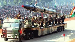 Pakistan's nuke warheads aimed at deterring India: US report