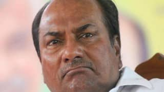 Narendra Modi owes explanation to people on Pathankot attack: A K Antony
