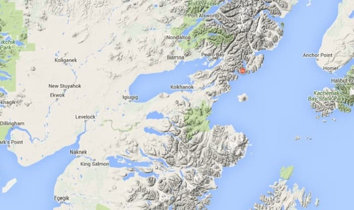 Earthquake in Alaska 71 magnitude jolts in Old Iliamna region