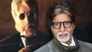 Amitabh Bachchan awake till 4am to post his blog, tweet
