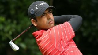 गोल्फ : कैरियरबिल्डर चैलेंज में 19वें स्थान पर खिसके लाहिड़ी