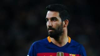 Barcelona midfielder Arda Turan misses Athletic Bilbao  clash