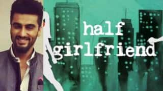 Arjun Kapoor to start prepping for Half Girlfriend
