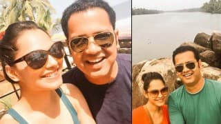 CONFIRMED! Rahul Mahajan finally reveals that he is dating co-star Amruta Mane!