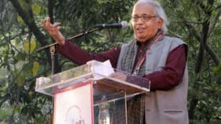 Writer Ashok Vajpeyi to return Doctor of Letters from Hyderabad University