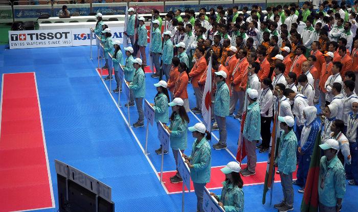 asian games - Asian Games 2018 At India