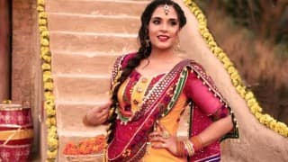 Have you seen Richa Chaddha's look in Aishwarya Rai Bachchan starring Sarabjit?