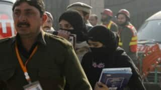 24 killed as Taliban militants storm Bacha Khan University in Pakistan