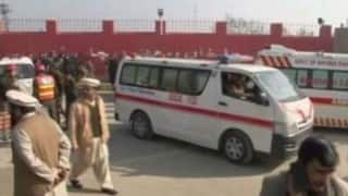 Five arrested behind Bacha Khan University attack