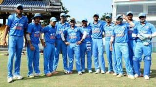 India beat Pakistan by 5 wickets | India vs Pakistan, ICC U-19 World Cup 2016 warm-up match Live Updates: IND vs PAK in 33.4 Overs