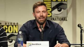 Ben Affleck 'best looking Batman ever'