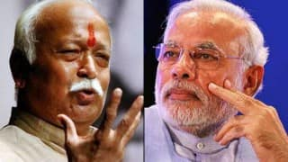Narendra Modi at cold war with RSS: Ties strained between 'Hero of Godhra' and his ideological parent