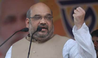 Amit Shah set to be re-elected as BJP chief tomorrow