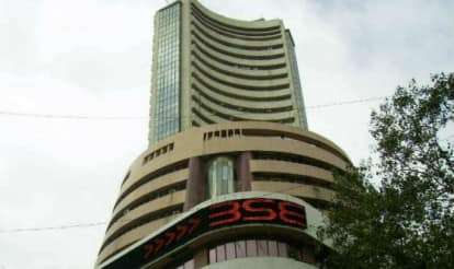 Sensex begins 2016 with a stumble, down 51 points