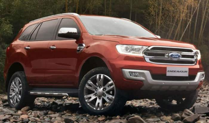 New Ford Endeavour 2016 Launch Live Streaming: Check here