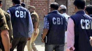 CBI cracks down on corruption; arrests officers from Uttarakhand and Odisha on graft charges