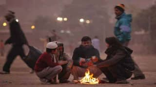 Cold conditions prevail at most places in Punjab and Haryana