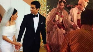 Asin Thottumkal marries Micromax co-founder Rahul Sharma; see exclusive wedding pictures!