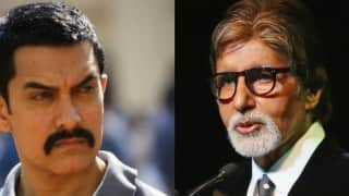 Amitabh Bachchan first choice to replace Aamir Khan for 'Incredible India' campaign