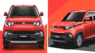10 हज़ार में बुक कीजिए  Mahindra KUV100, 15 जनवरी को होगी लॉन्च