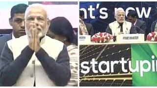 Narendra Modi kickstarts Start-up India, appeals young entrepreneurs to take initiatives
