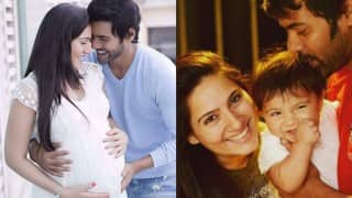 Kumkum Bhagya actor Shabbir Ahluwalia to become father again, posts picture of wife Kanchi Kaul flaunting baby bump!