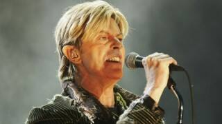 David Bowie strangled me, claims ex-wife Angie