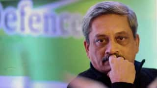 Target to raise India's defence exports to USD 2 bn: Manohar Parrikar