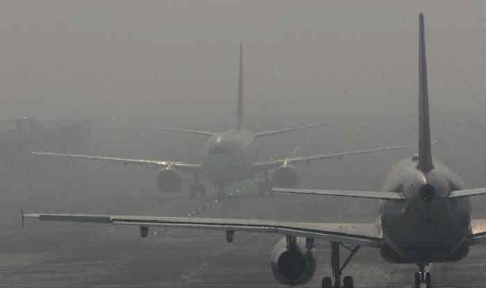 Delhi: Visibility drops to nil as dense fog grips region, flight operations suspended