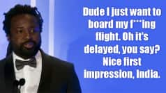 Booker Prize winner Marlon James is mighty 'pi**ed off' with INDIA! Read viral Facebook post